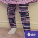 Child Legs Legwarmers (free)