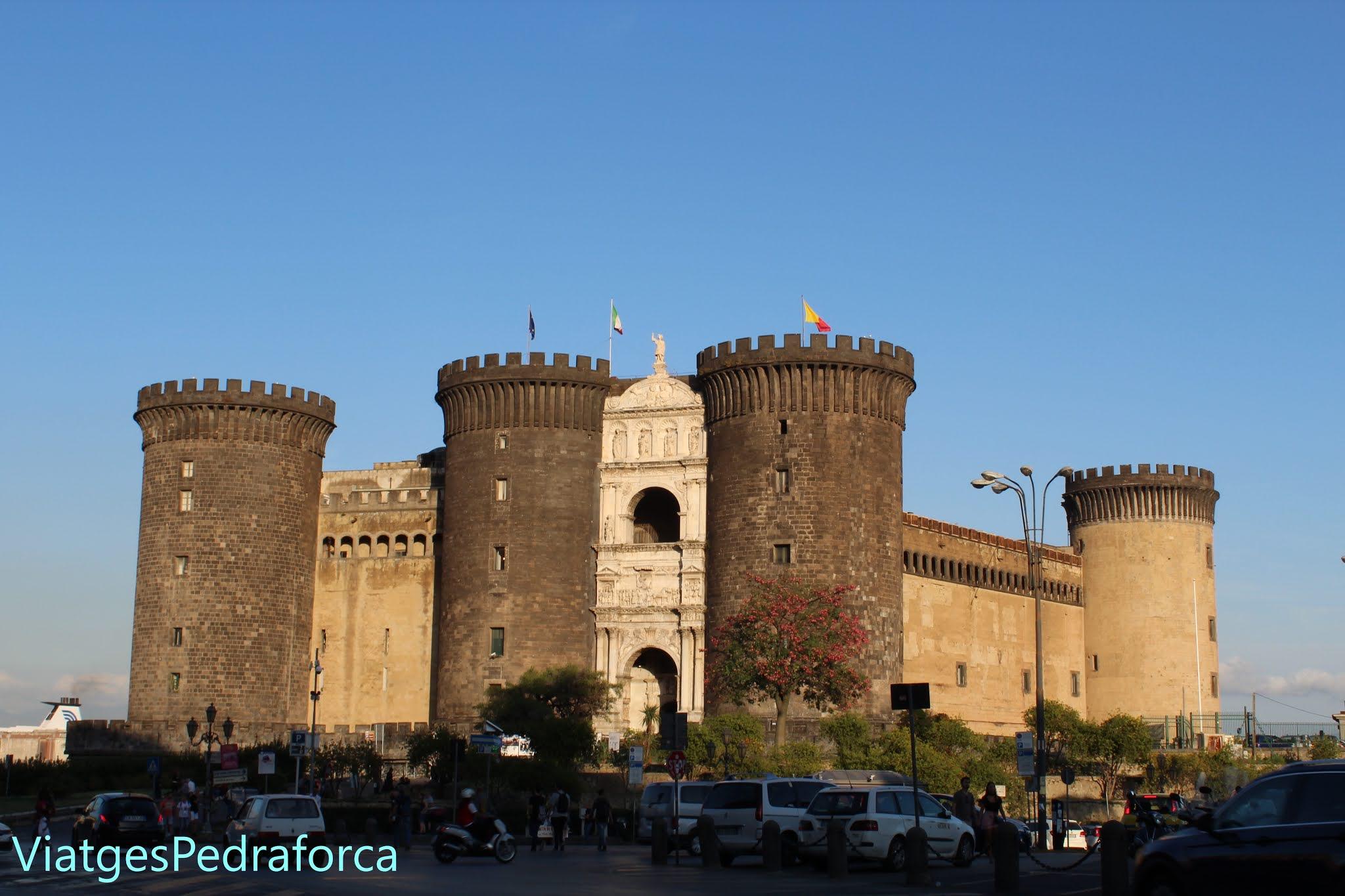 Campània, Itàlia, Patrimoni de la Humanitat, els millors castells d'Europa, patirmoni cultural