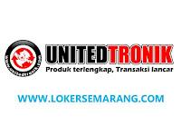 Lowongan Kerja Semarang Staff IT Lulusan SMK Komputer di PT Unitedtronik Perkasa Sejahtera