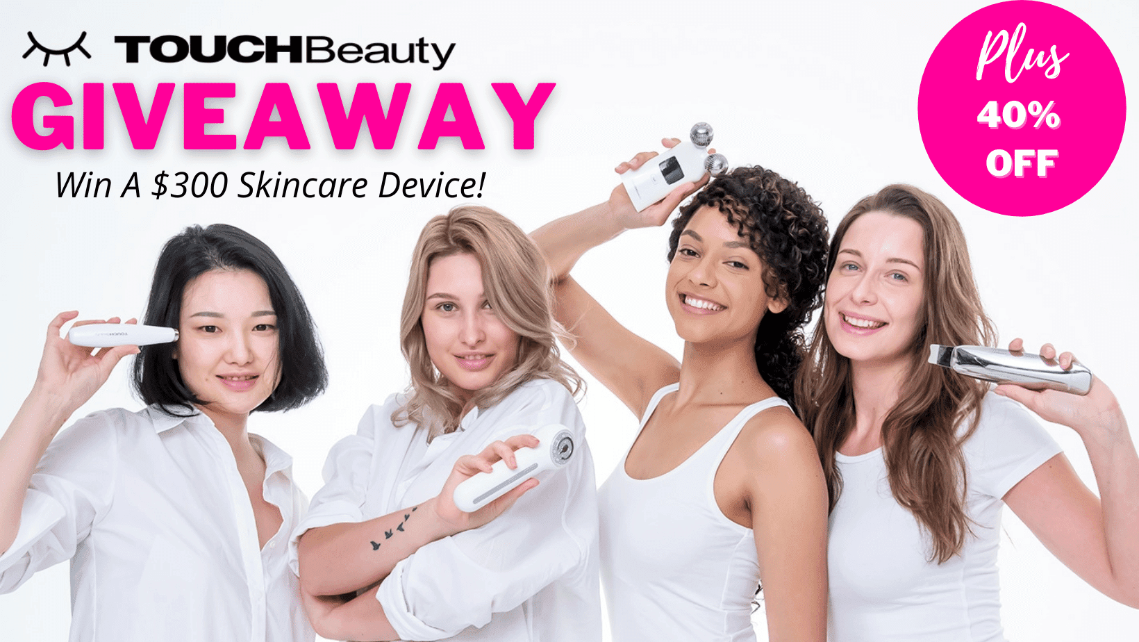 TOUCHBeauty Ultimate Summer Bliss Giveaway And Sale Event By Barbies Beauty Bits