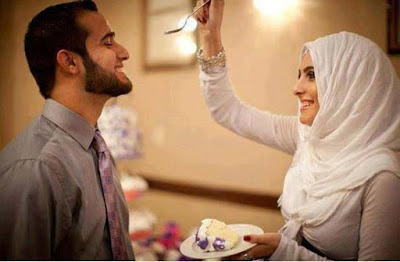 Muslim Couple Cute Profile Picture