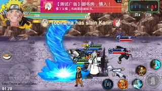 Download Naruto Senki Mod Version v1.17 by Faisal Apk