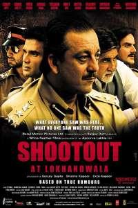 Download Shootout at Lokhandwala (2007) Hindi Movie 720p WEB-HDRip 950MB