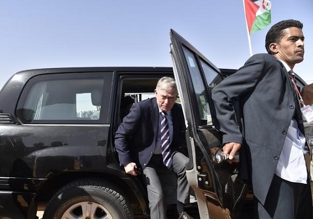 زيارة مرتقبة للمبعوث الشخصي للأمين العام للامم المتحدة الى الصحراء الغربية