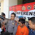 Pria Asal Jember Ditangkap Di Bali, Ribuan Butir Obat Daftar G Disita Polisi