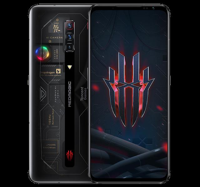 رسمياً سعر ومواصفات هاتف Red Magic 6S Pro