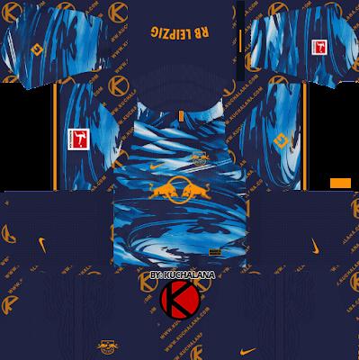 RB Leipzig 2020-21 Kit - DLS2019 Kits