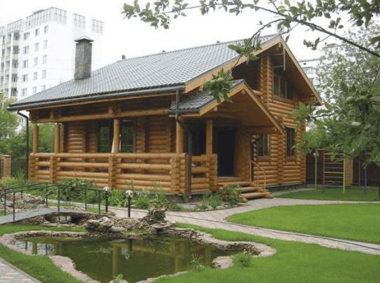 desain rumah kayu kecil sederhana & Model Rumah Kayu Modern Minimalis Kecil Yang Sederhana   Rumah Minimalis