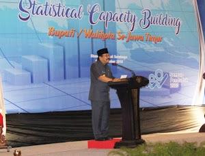 Gubernur Jawa Timur: Data Akurat Diperlukan Dalam Perencanaan Pembangunan