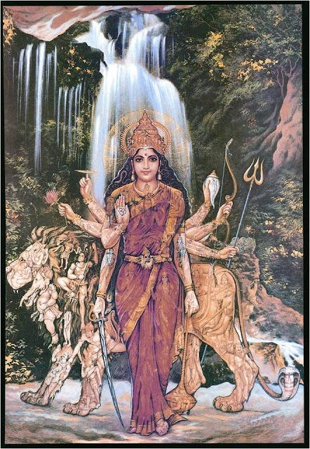 Ambe Bharti