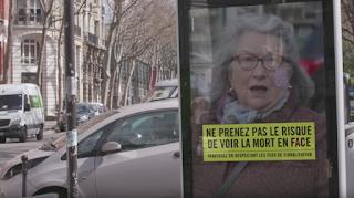 Green Pear Diaries, publicidad, advertising, seguridad vial, No te arriesgues a ver la muerte de cerca