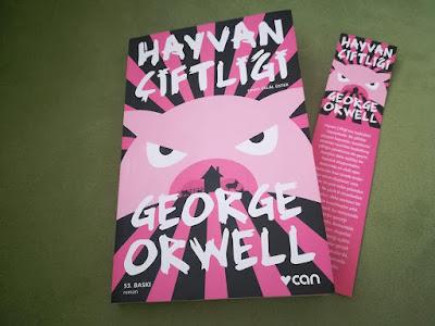 Hayvan Çiftliği, George Orwell,