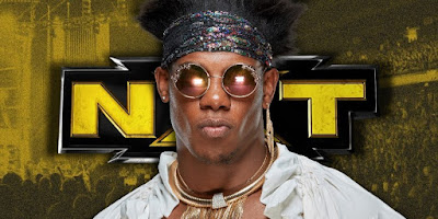 The Velveteen Dream Responds To Accusations Of Inappropriate Social Media Activity