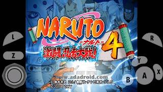 Naruto Gekitou Ninja Taisen 4 (Nintendo GC) Offline Apk