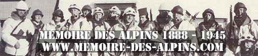 Mémoire des Alpins