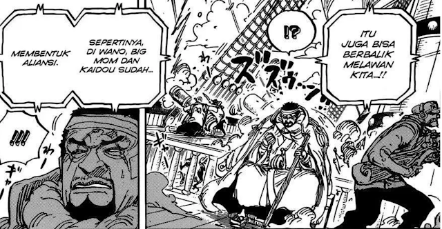 Baca Manga One Piece 958 Bahasa Indonesia