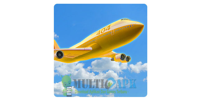 Download Game Android Airport City: Airline Tycoon Apk Mod v5.4.16 Terbaru