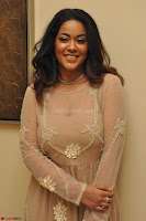 Mumaith Khan in Beig Skin Colored Anarkali Dress at Kalamandir Foundation 7th anniversary Celebrations ~  Actress Galleries 034.JPG