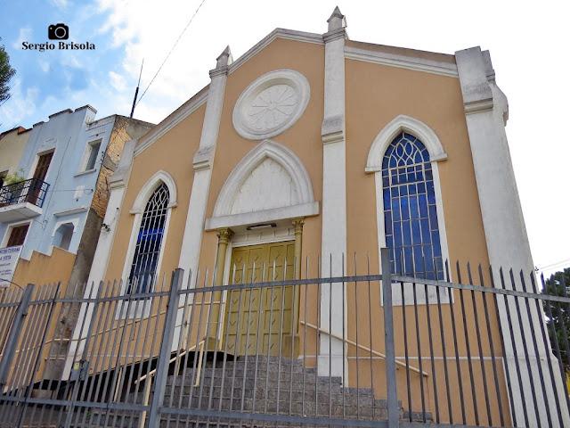 Vista ampla da Igreja Presbiteriana Bela Vista - Bela Vista - São Paulo