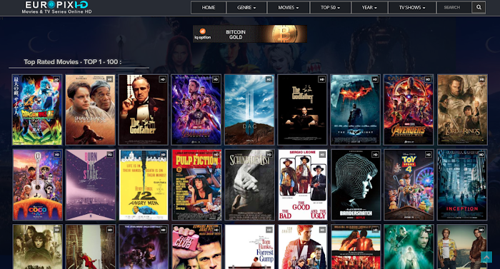 10+ Best EuroPixHD Alternatives To Watch Movies For Free