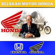 Sejarah Motor Honda