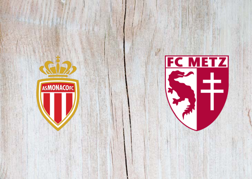 Monaco vs Metz -Highlights 06 April 2021
