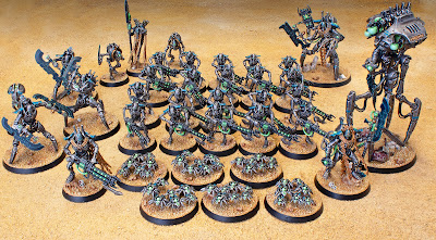 Necron Army
