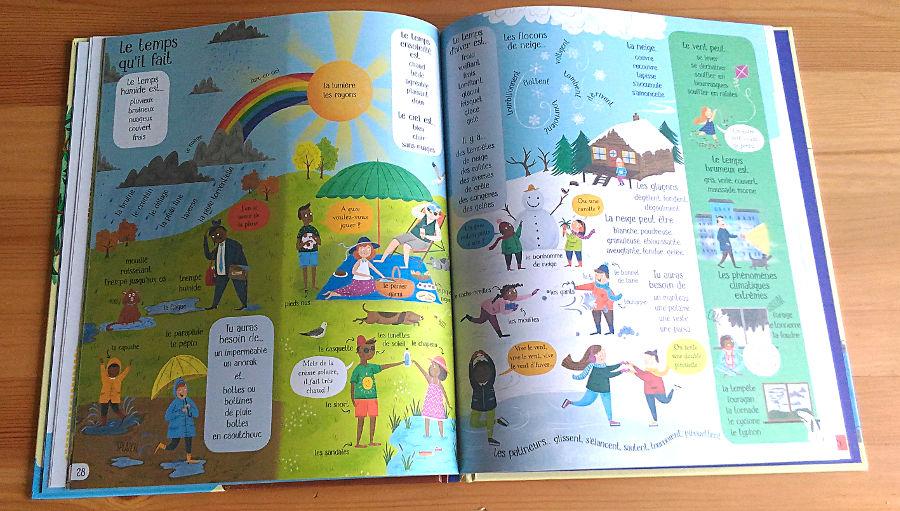 Usborne - Le monde des mots