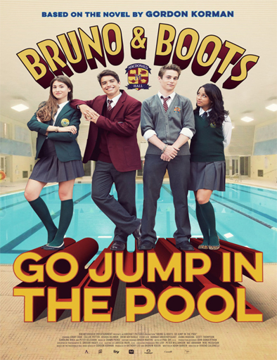 Ver Bruno And Boots: Go Jump in the Pool (2016) Online