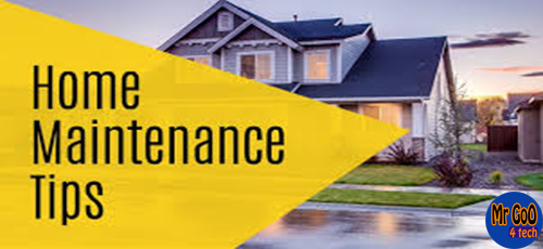 Quick Home Maintenance Tips