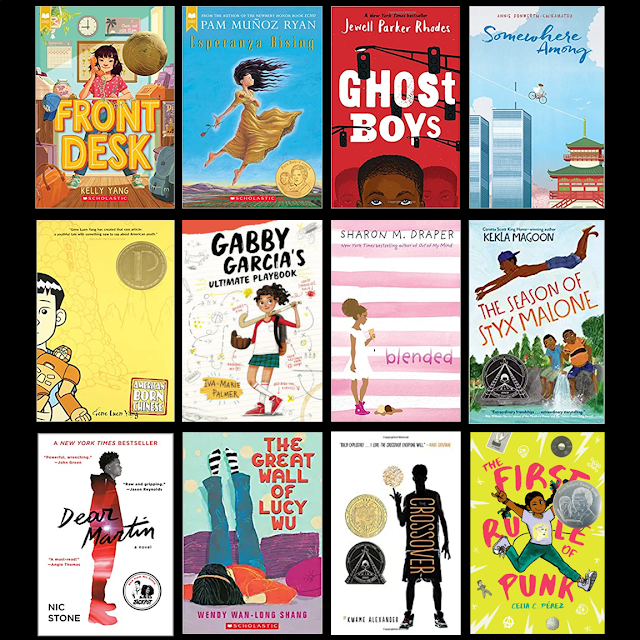diverse texts for all students