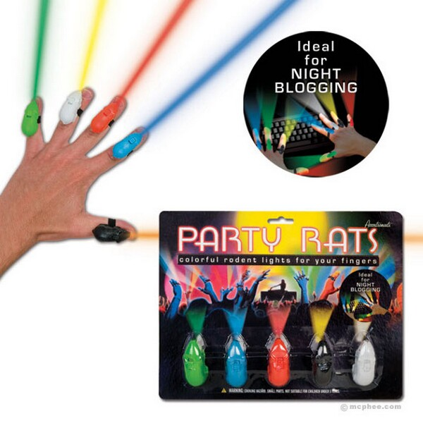 wearable party lights