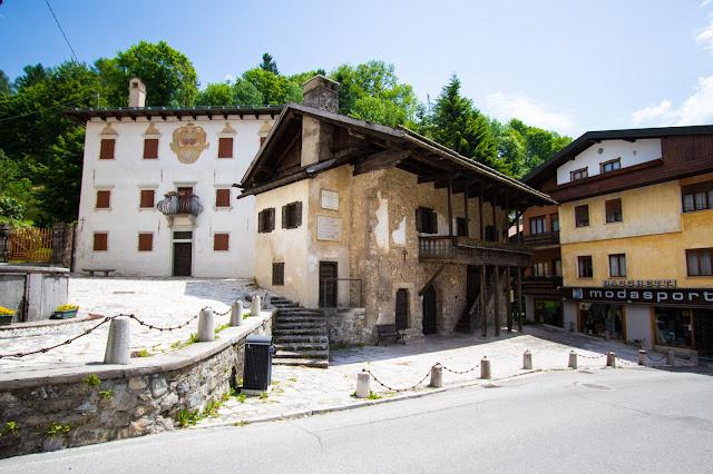 Casa natale di Tiziano-Pieve di Cadore