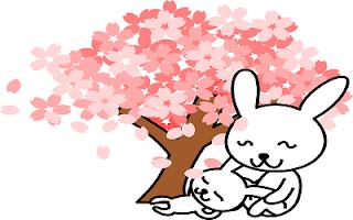 Conigli di Pasqua simpatici