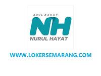 Loker Semarang Admin ZIS dan Delivery Suppot di Nurul Hayat