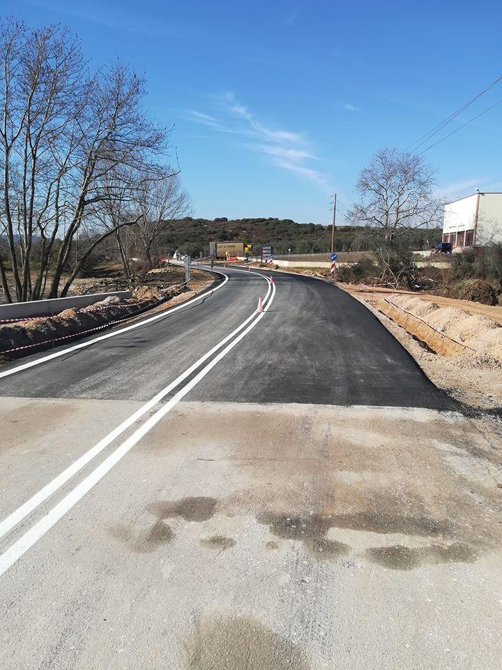 Πλήρης αποκατάσταση του οδικού δικτύου στο Γομάτι.