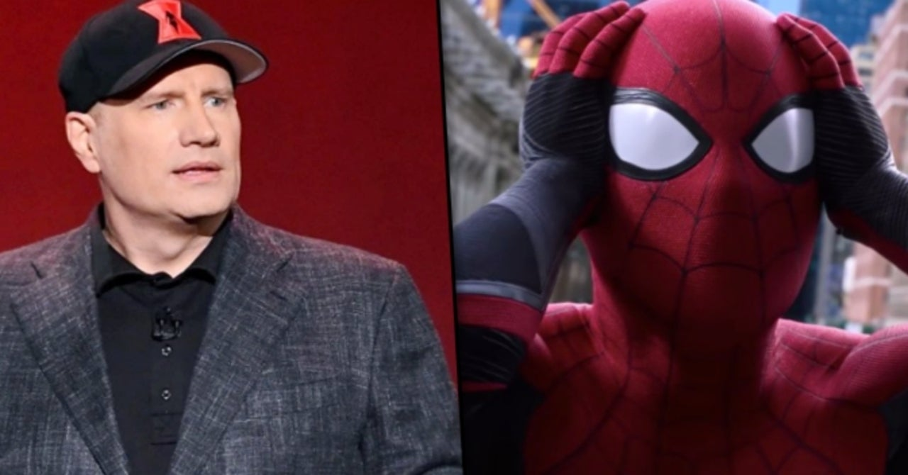 Kevin Feige is a Living Meme On Social Media After Spider-Man: No Way Home Trailer Leak