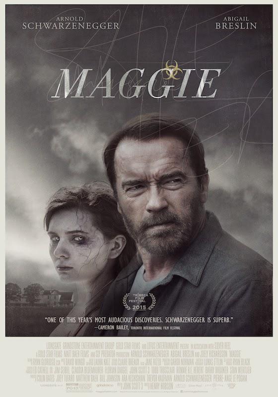 Maggie: A Transformação Dublado