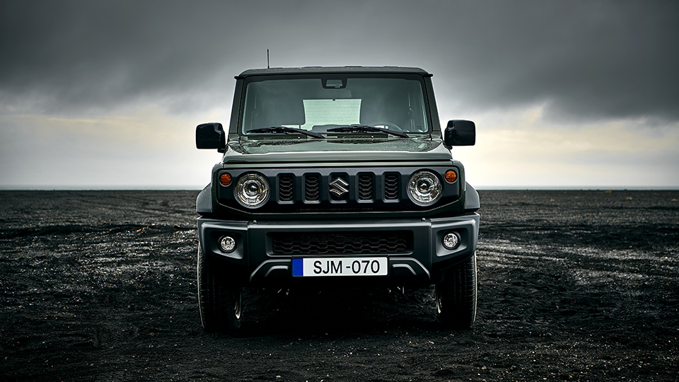 Nuovo Suzuki Jimny 2018 >> Officially Official: 2019 Suzuki Jimny is Out (w/ 20 Photos) | Philippine Car News, Car Reviews ...