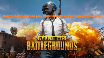 Download-play-PUBG-Mobile -computer-free
