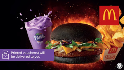 McDonald's Cash Voucher Malaysia 50% Discount
