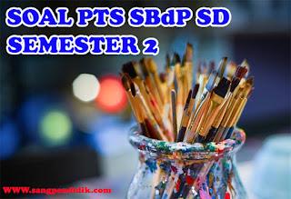 SOAL PTS SDdP SD