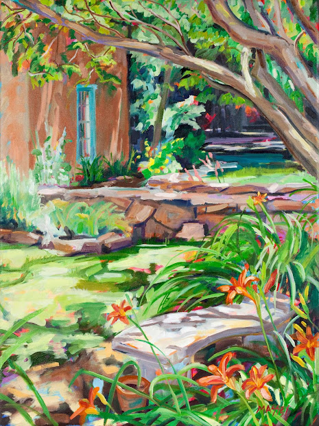 Marie Massey' Fine Art Digest Enchanted Visions Show In