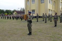 Dansat Brimob Polda Aceh Buka Latihan Kemampuan Penjinakan Bom