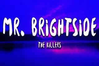 Mr Brightside Lyrics