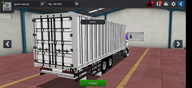 Mod Truk Hino 500 NG HSD edit BOX Andry