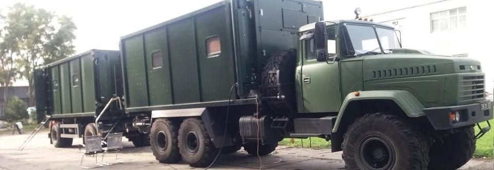 У ЗС України випробовують новий мобільний пункт управління