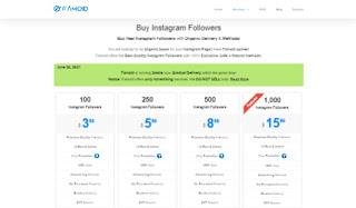 famoid - buy instagram followers