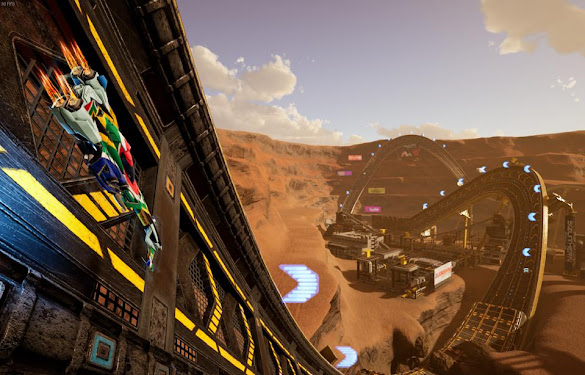 Calling All 'Wipeout' Fans: 'PACER' Is Nearly Here, And It Looks Amazing
