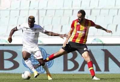 ملخص مباراة الترجي التونسي والنادي الرياضي الصفاقسي (0-0) الرابطة التونسية لكرة القدم